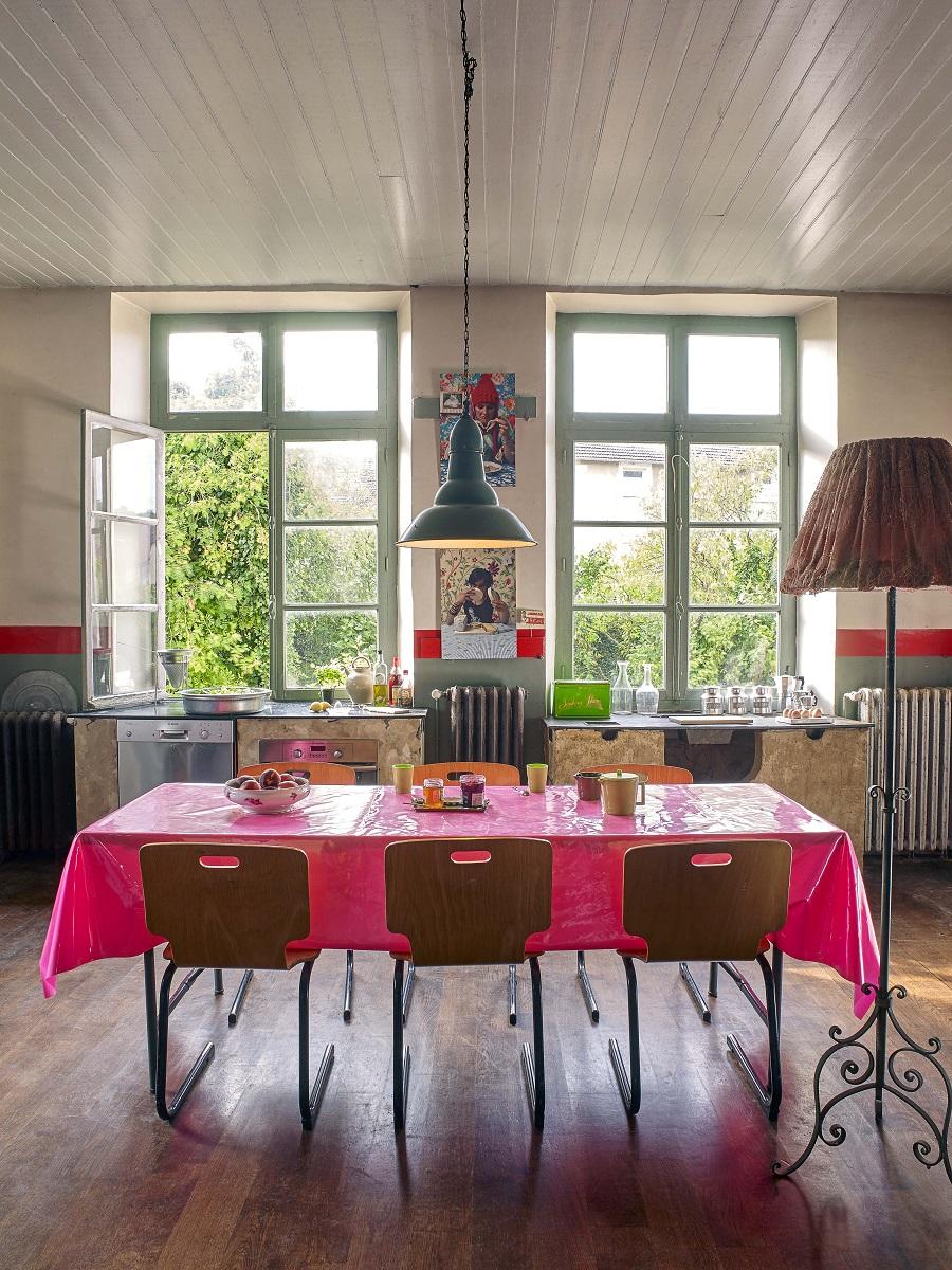 Château des soeurs - cuisine