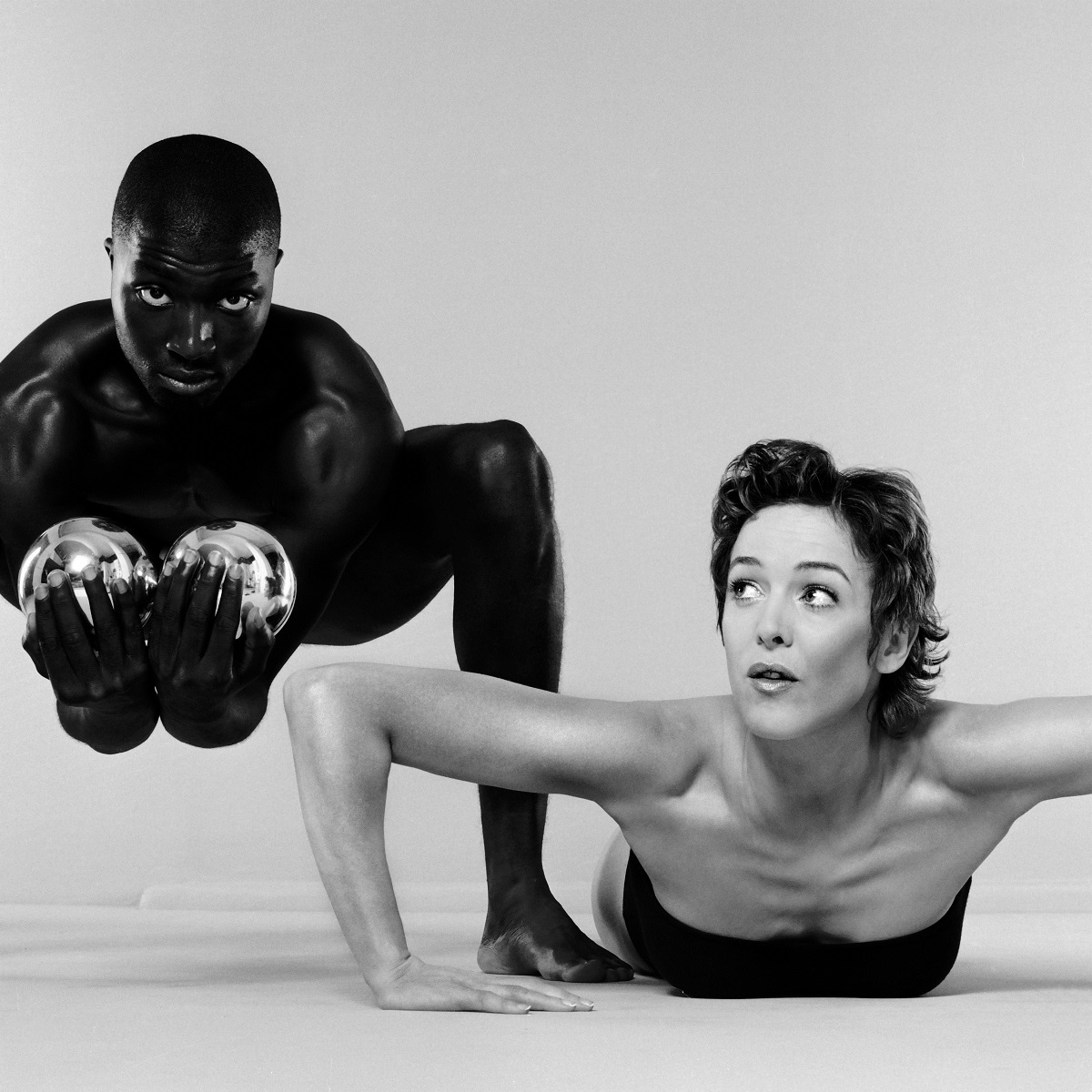 Culture physique - Agnès Soral & Badara