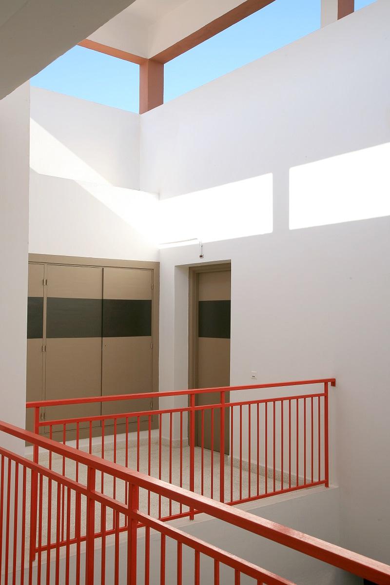ESVAM couloir