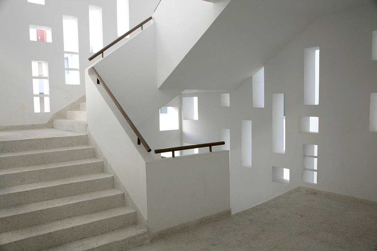 ESVAM escalier