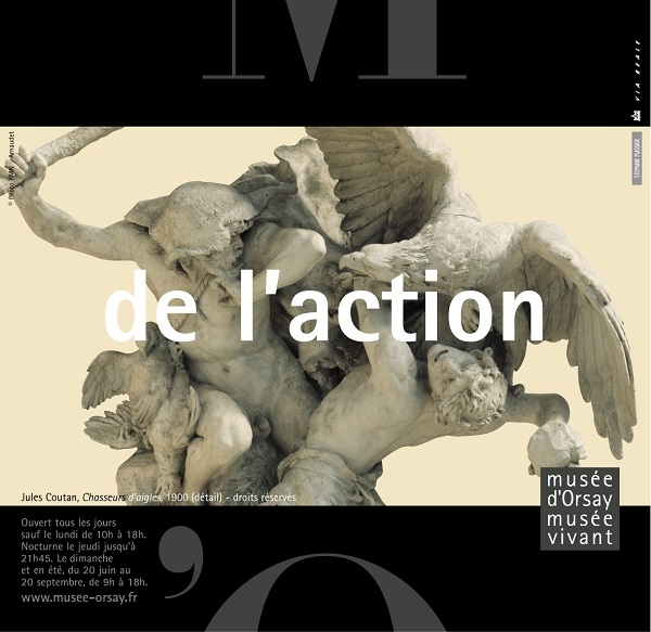 Musée d'Orsay : de l'action