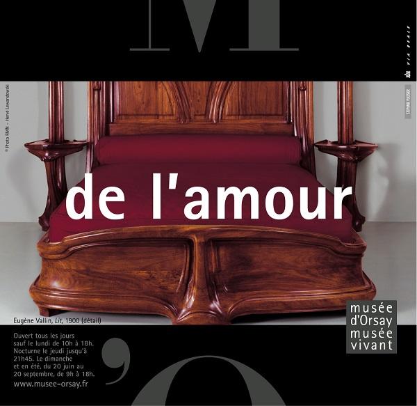 Musée d'Orsay : de l'amour