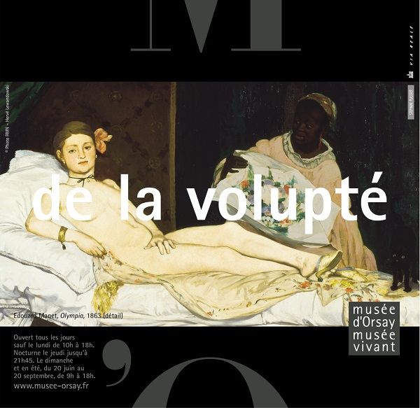 Musée d'Orsay : de la volupté