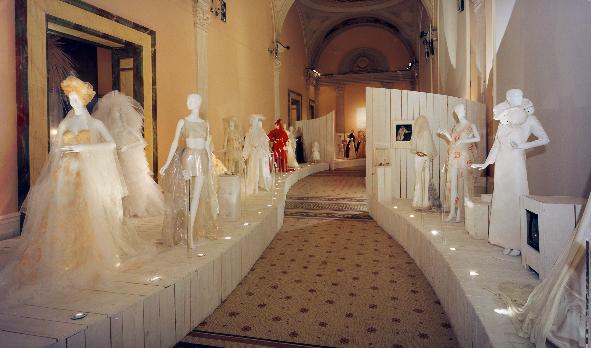 Muséographie Palais Galliera - le Mariage