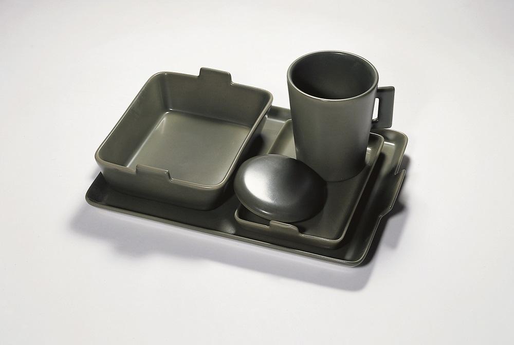 Porcelaine Raynaud Setup kaki