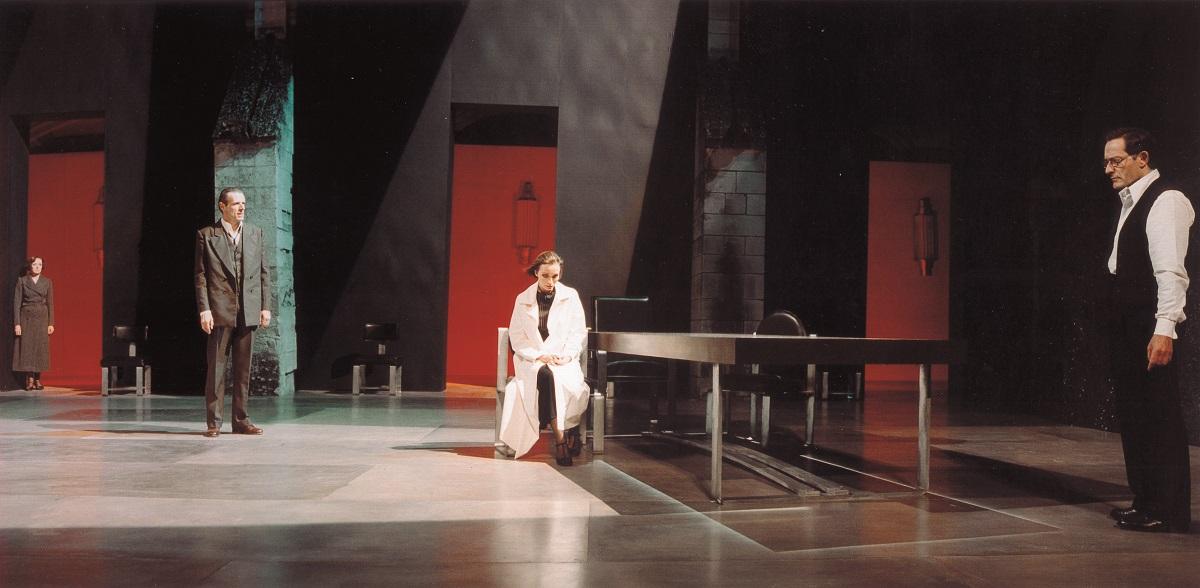 Bérénice - Kristin Scott Thomas - Kambert Wilson - Didier Sandre
