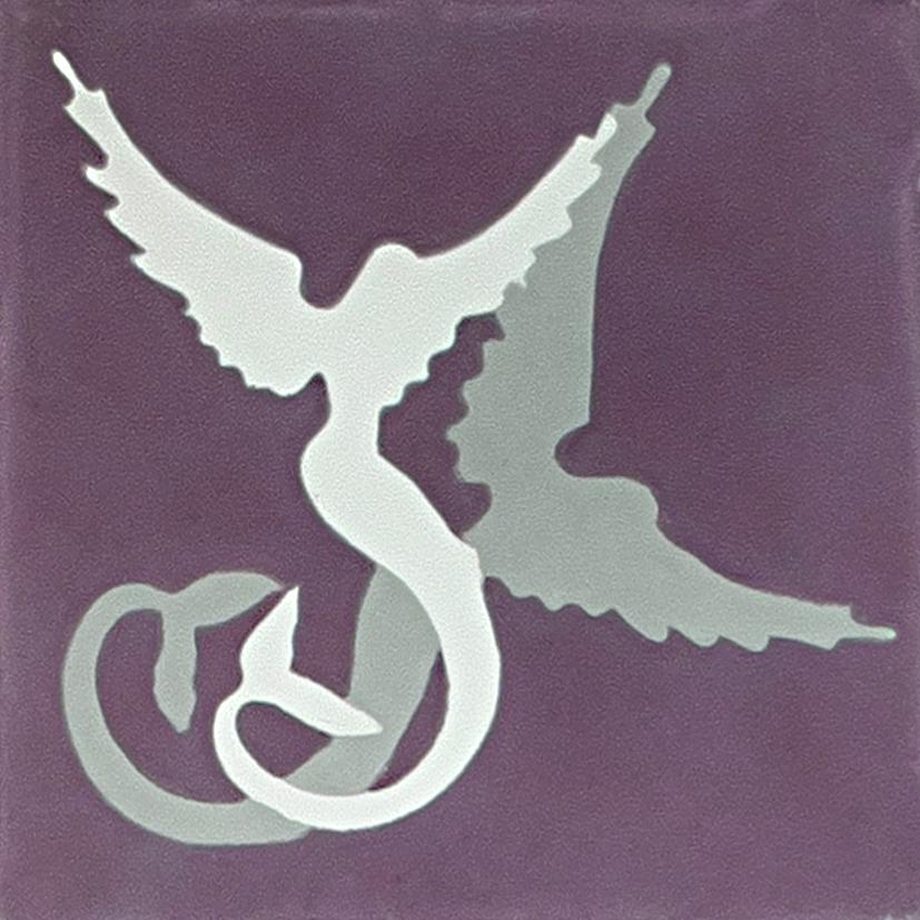 Carocim sirène violet