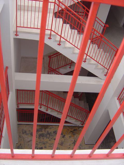 Escalier sans fin, ESAV Marrakech