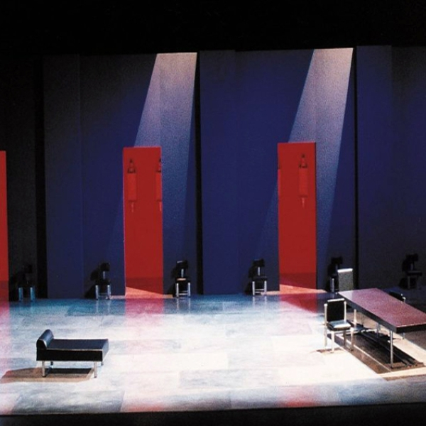 ARCHITECTURES / SCENOGRAPHY