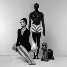 Culture physique - Zoé Félix & Badara